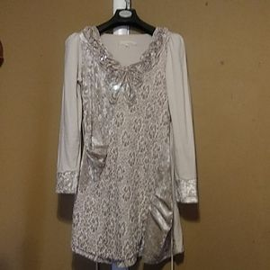 A'reve. Women's Long Sleeve fancy dress